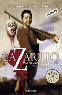 'Lazarillo Z', otro clásico asaltado por los zombies