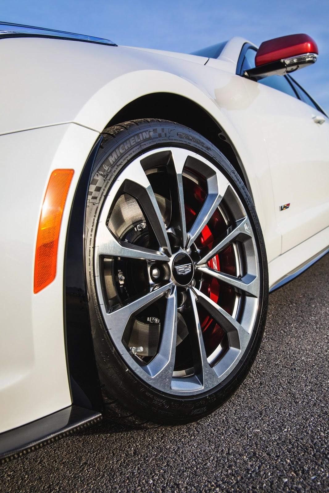 Foto de Cadillac ATS-V y CTS-V Chambipnchip Edition (7/14)