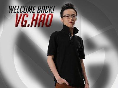 Hao, el jugador campeón de The International 4 vuelve al competitivo