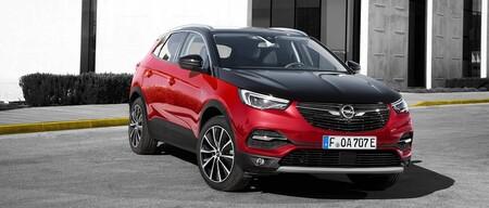 Opel Grandland X Hibrido Enchufable