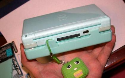 Batería extra para la DS Lite, hasta 40 horas extra