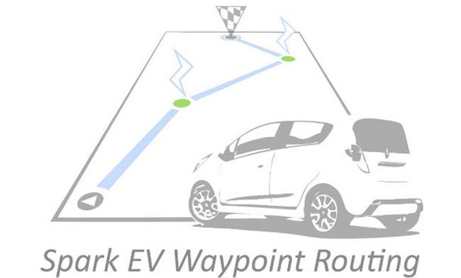 Spark EV Waypoint