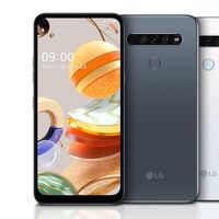 El LG K61 llega a España: precio y disponibilidad oficiales