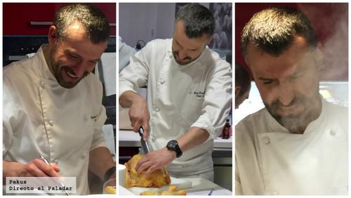 Cuatro recetas del Top Chef Toni Canales para sorprender a tus invitados