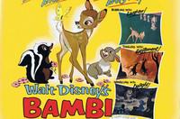 Disney: 'Bambi', de David Hand