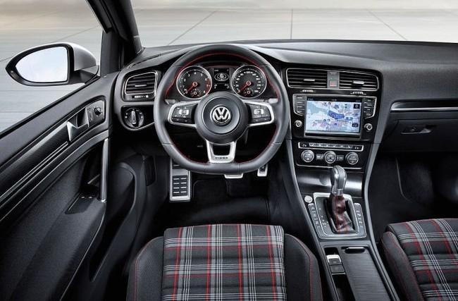 Volkswagen Golf GTI, vista interior