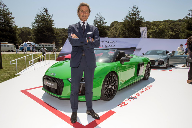 El hiperdeportivo de Audi es cuestión de tiempo, según Winkelmann