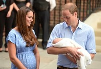 El Príncipe Guillermo deja la vida militar, ¡que ahora es papi entregado!
