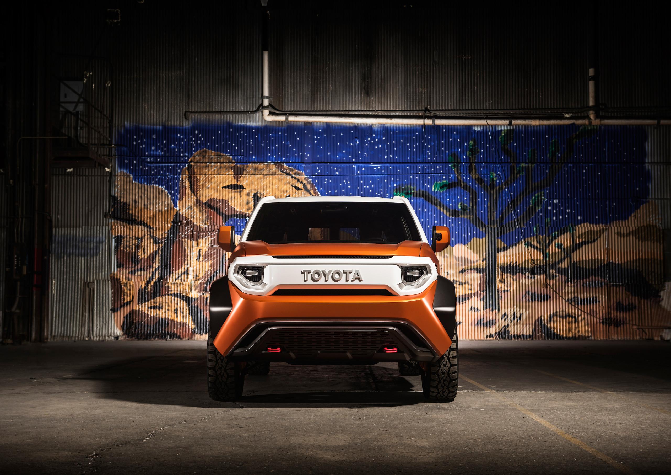 Foto de Toyota FT-4X Concept (12/29)