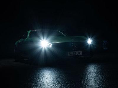 El Mercedes-AMG GT R ya se deja intuir en varias imágenes
