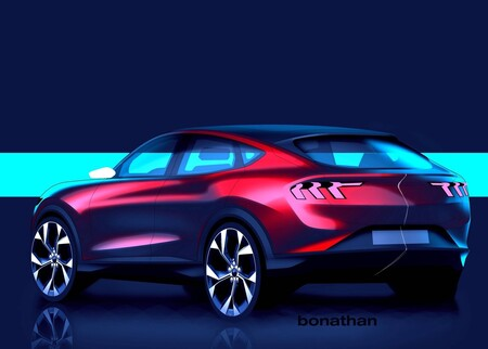 Ford Mustang Mach E Suv Compacto 5