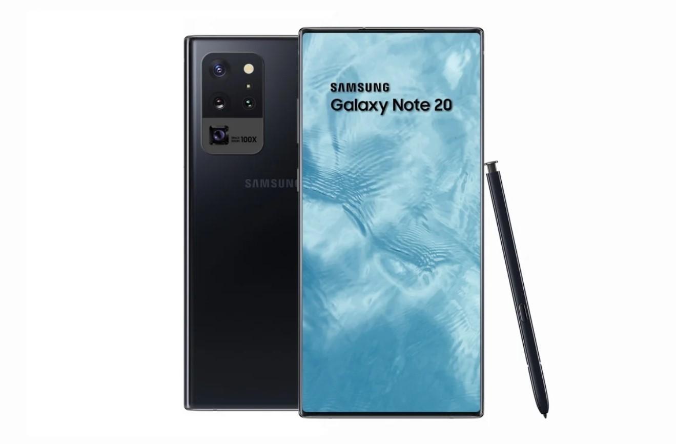 """Los Samsung Galaxy Note 20+ presumirán de pantallas gigantes de 6,87"""" a 120 Hz más eficientes gracias a la tecnología LPTO"""