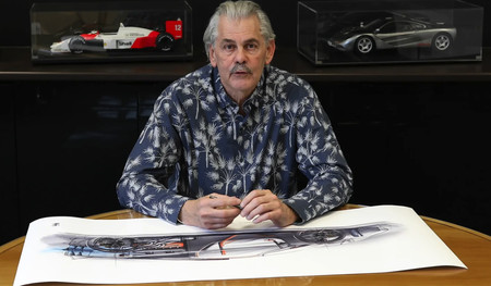 Gordon Murray T.50 Supercar