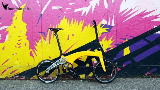 Foto de hummingbird bike (1/10)