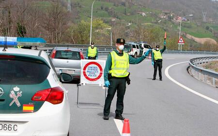 La Guardia Civil aún no sabe cómo va a controlar los viajes permitidos entre Comunidades Autónomas en Navidad