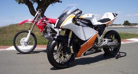 450 GP, una opción que va tomando posiciones para sustituir las 125 cc de GP