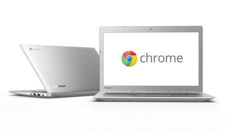 Toshiba Chromebook 2 es más compacta y viene con pantalla 1080p