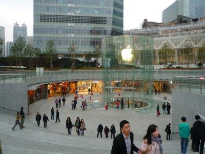 Apple baja al quinto puesto en la lista de marcas más vendidas en China