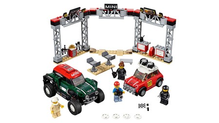 Lego Speed Champions Mini 4