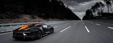 Bugatti no buscará más récords de velocidad aun cuando el Chiron puede ser más rápido