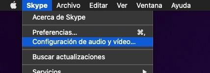 Skype Fondo Personalizado 1
