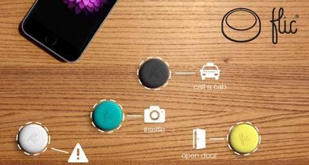 Flic será el botones inalámbricos para nuestro Smartphone