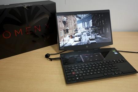 HP Omen X 2S, análisis: la doble pantalla busca también su hueco en los portátiles gaming