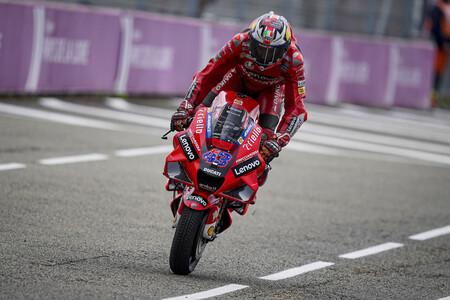 Ducati ha logrado dos dobletes consecutivos por primera vez en su historia en MotoGP y rozó el primer triplete