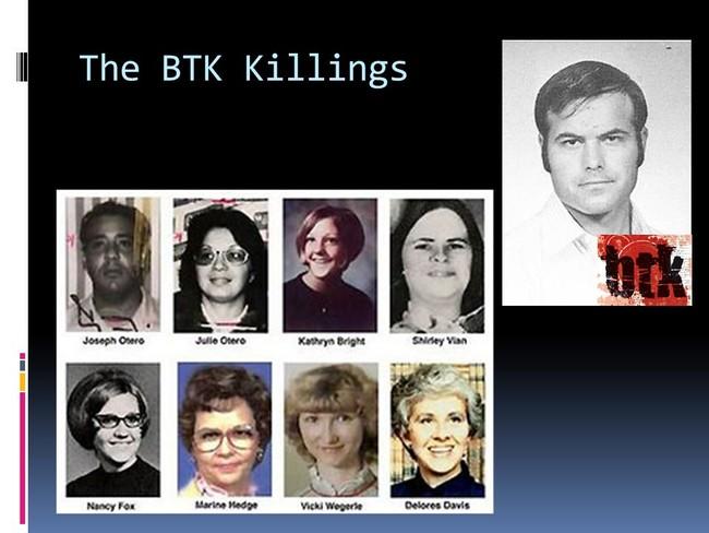 The Btk Killings