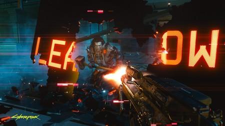Cyberpunk2077 Hammer Time Rgb En