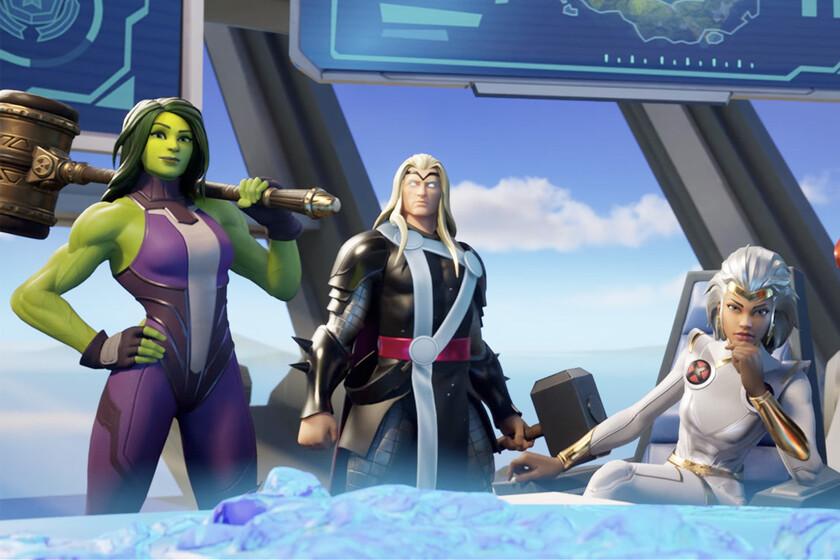 Fortnite Temporada 4: cómo completar todas las misiones y desafíos de Marvel de la semana 5