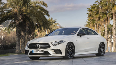 Mercedes-AMG CLS 53 prueba