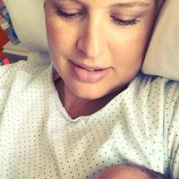 Tania Llasera ya es mamá por segunda vez (y el nombre de su niña vuelve a ser un homenaje a la música)