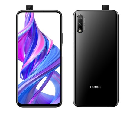 Honor 9x Pro Filtracion Camara Pop Up