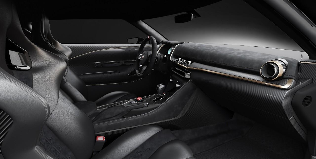 Foto de Nissan GT-R50 By ItalDesign (4/10)
