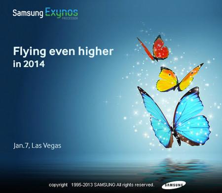 Samsung adelanta que veremos nuevos procesadores Exynos en el CES 2014