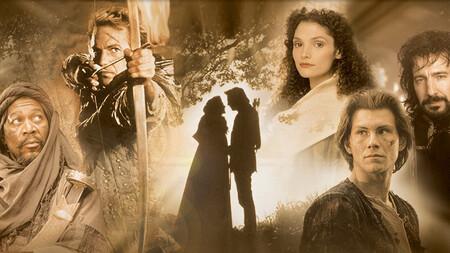 'Robin Hood, príncipe de los ladrones': la versión protagonizada por Kevin Costner se mantiene como un clásico absoluto 30 años después