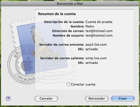 configuracion Mail 5