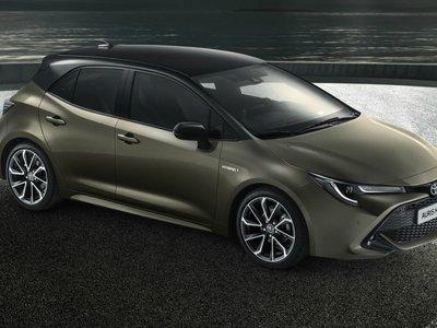 Más potencia para la gama híbrida de Toyota