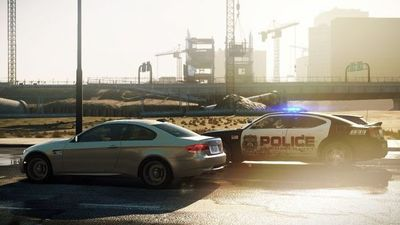 'Need for Speed: Most Wanted' se monta un duelo al estilo salvaje oeste