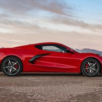 """Modificador ofrece puertas verticales estilo """"Lambo"""" para el Chevrolet Corvette"""