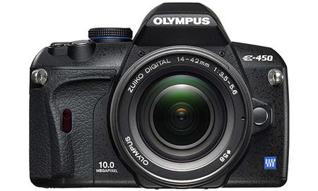 Olympus E-450, recién lanzada