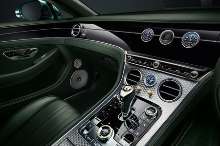 Bentley Continental Gt Number 9 Edition By Mulliner 6