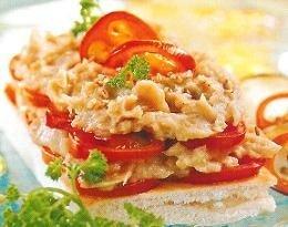 Caviar de berenjenas