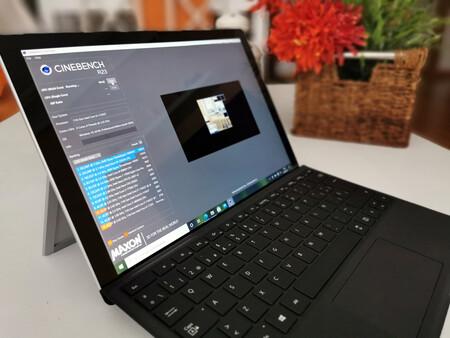 Surface Pro 7 Plus 9