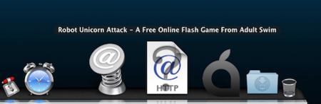 Añade tus páginas web como aplicaciones en el Dock