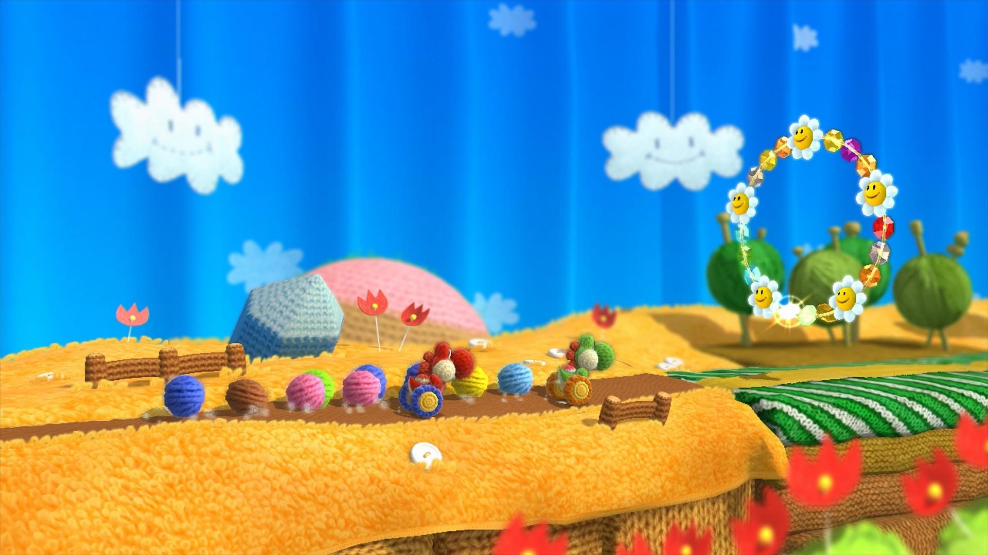 Foto de Yoshi's Woolly World (3/5)