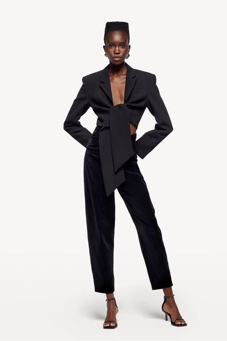Zara Look Grace Jones Nightclubbing