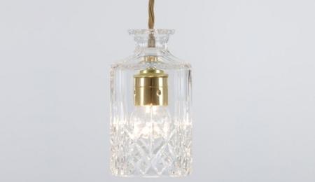 Lámparas con estilo, las Decanterlights