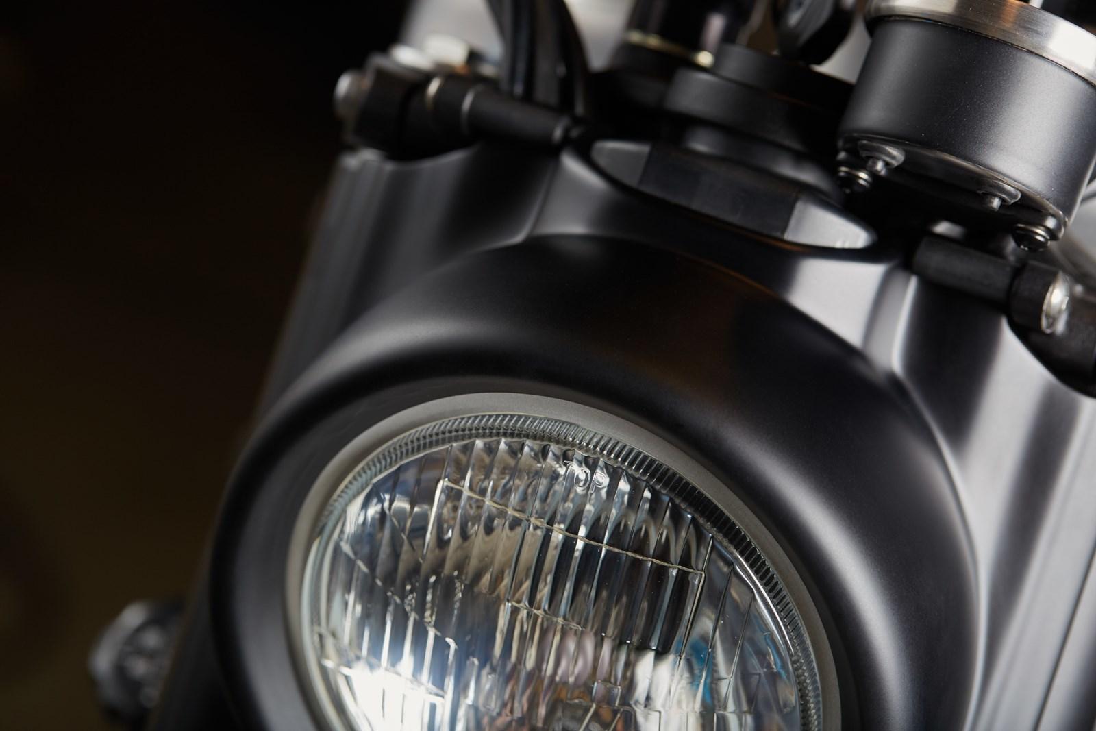Foto de Yamaha XSR700 Super 7 by JvB-Moto (23/25)